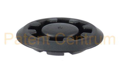 12-063   TOYOTA  műanyag karosszéria dugó.   Furat: 22,2 mm.  Fej átmérő: 30 mm.  Gyári cikkszám: 90950-01620