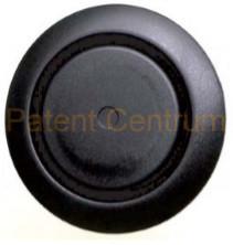 12-070  Nissan karosszéria gumidugó. Gyári cikkszám: 01658-02151
