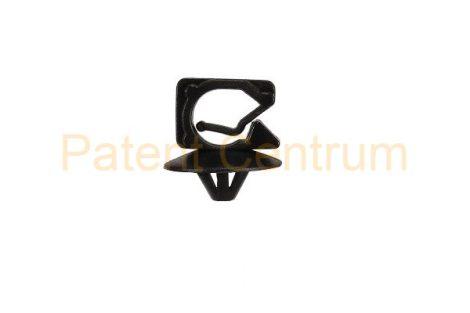 14-011   PEUGEOT, CITROEN  vezetékrögzítő patent.  Furat: 6,5 mm.  Gyári cikkszám: 6995H7