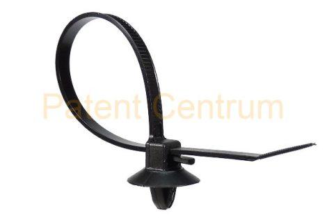 15-001   AUDI 100,  COUPE  oldható kábelkötegelő.  Furat: 7 mm.   Gyári cikkszám: N90205501