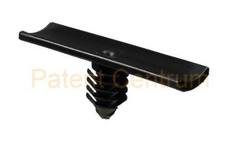 15-024  CITROEN, PEUGEOT, bandázsolható kábelkötegelő.  Furat: 6,5 mm.    Gyári cikkszám: 6556VE