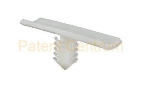 15-025 CITROEN, PEUGEOT,  bandázsolható kábelkötegelő. Furat: 7 mm.  Gyári cikkszám: 6555WW