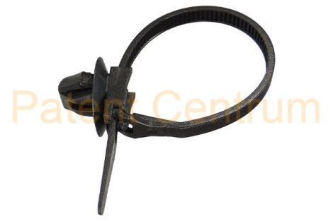 15-026 TOYOTA, PEUGEOT  kábelkötegelő, ovális furatba.  Furat: kb. 7*12 mm.