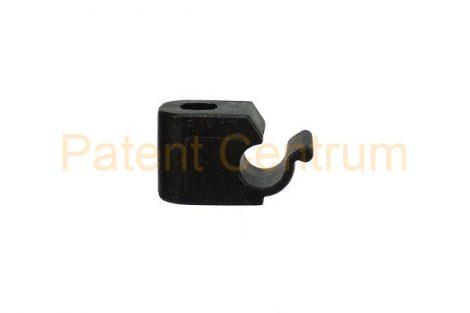 17-011  VOLKSWAGEN, SKODA, SEAT,  I-es fékcsőrögzítő patent.   Gyári cikkszám: 191823567
