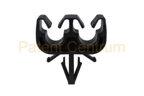 17-029   TOYOTA fékcső rögzítő patent II-es.  Gyári cikkszám: 90469-07012