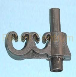 17-034   Seat fékcső rögzítő  patent.  Gyári cikkszám:  00.04442520
