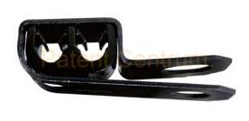 17-038  Toyota Alphard fémházas fékcsőrögzítő patent.  Gyári cikkszám: 3506J10-0026