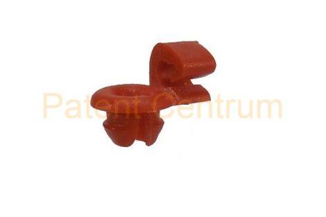 19-009   FIAT, LANCIA, IVECO zárrudazat rögzítő patent.  Furat: 7,5 mm.  Gyári cikkszám: 14578385