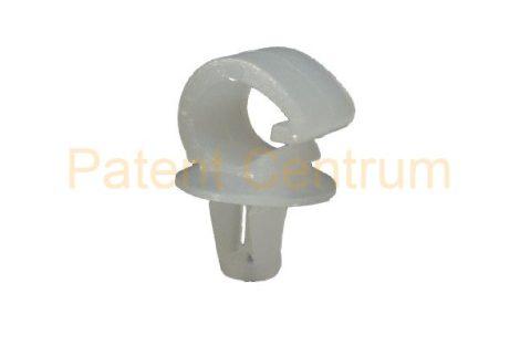 19-030   ALFA, FIAT, LANCIA rudazatrögzítő patent.  Furat: 7 mm. Gyári cikkszám: 14573480