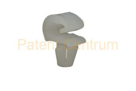 19-032   ALFA, FIAT, LANCIA rudazatrögzítő patent.  Furat: 7 mm. Gyári cikkszám: 14573280