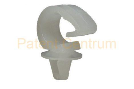 19-036   FIAT, ALFA, LANCIA  rudazatrögzítő patent.  Furat: 7 mm.  Gyári cikkszám: 14573380