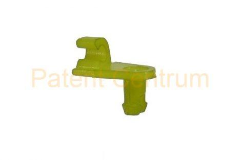 19-045  RENAULT TWINGO zárrudazat rögzítő patent.  Furat: 4,5 mm. Gyári cikkszám: 7701030058