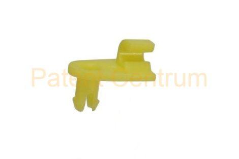 19-046  RENAULT TWINGO zárrudazat rögzítő patent.   Gyári cikkszám: 7701408876