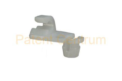 19-048  RENAULT CLIO I. zárrudazat rögzítő patent.  Gyári cikkszám: 7701408875