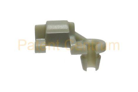 19-053   CHRYSLER zárrudazat rögzítő patent. Furat: 6 mm.  Gyári cikkszám: 3454221, 4658677.