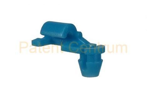 19-055   MAZDA zárrudazat rögzítő patent.  Furat: 6,5mm.   Gyári cikkszám: 9927-80-404