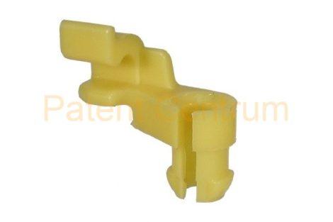 19-058  TOYOTA, LEXUS  zárrudazat rögzítő patent.  Furat: 7,3 mm   Gyári cikkszám: 69293-12040