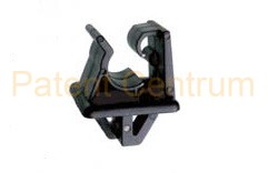20-012  TOYOTA, Hyundai. KIA géptető pálca tartó patent.  Gyári cikkszám: 81174-21010 81174-21000