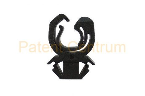 20-015    OPEL VECTRA A' géptető kitámasztó pálca rögzítő patent.  Szín: fekete.  Gyári cikkszám: 1180216