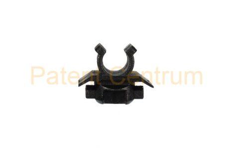 20-021    RENAULT TWINGO géptető kitámasztó pálca rögzítő patent.  Rud. átm.: 6 mm Szín: fekete.  Gyári cikkszám: 7703079714