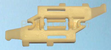 21-0158  Mercedes W202 díszléc patent.  Gyári cikkszám: A007 988 73 78,  A0079887378