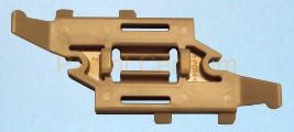 21-0166  Mercedes W202 díszléc patent.  Gyári cikkszám: A007 988 74 78,  A0079887478