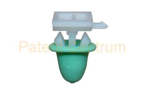 21-030   VOLKSWAGEN PASSAT 93-97' díszléc rögzítő patent.  Gyári cikkszám: 3A0853575A