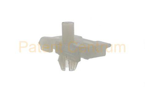 21-032   MERCEDES 190, W201, díszléc rögzítő patent. Gyári cikkszám: A0069883078