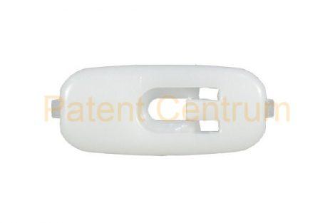 21-045    AUDI A4 küszöbdíszléc patent.  Gyári cikkszám: 8D0853909B