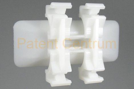 21-062   MERCEDES Díszléc patent.   Gyári cikkszám: 007-988-7178