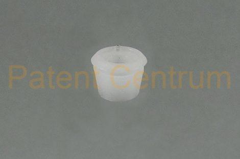 21-083  MERCEDES díszléc patent Furat: 8,2 mm.   Gyári cikkszám: 000-987-10-81