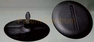 21-085  MERCEDES W168, 169,218, 245, 246, C, CLS,  Küszöb díszléc patent.  Gyári cikkszám: A0009917498