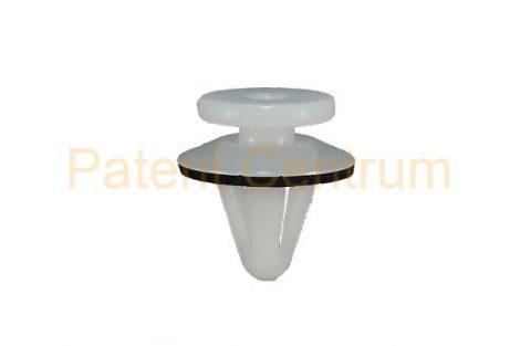 21-103    MITSUBISHI  díszlécrögzítő patent Furat: 8 mm.  Gyári cikkszám: MB566720