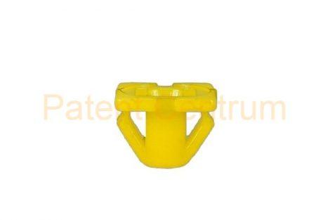 21-116  KIA, HYUNDAI TUCSON, SANTA FE díszléc rögzítő patent.  Gyári cikkszám: 8775634520