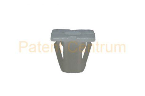 21-119   HYUNDAI GETZ, MATRIX KIA SORENTO díszléc rögzítő patent.  Gyári cikkszám: 877561C000