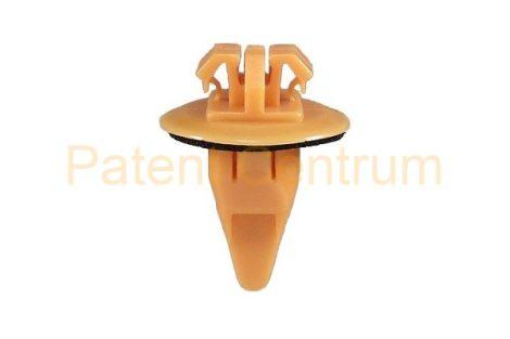 21-126   TOYOTA 4RUNNER 2003-tól, díszléc patent.  Gyári cikkszám: 75397-35010