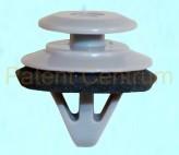 21-163 MAZDA küszöb díszléc patent. Gyári cikkszám: TD12-51-SJ3A
