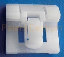 21-164 HONDA CIVIC vízlehúzó díszléc patent.  Gyári cikkszám: 91510-SR3-003
