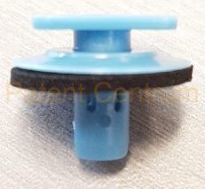 21-187  Nissan  Juke  díszléc patent.  Gyári cikkszám: 90990-1KA0B