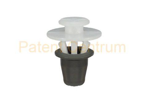 21-213   CITROEN, BX, XANTIA, SKODA FABIA 2007 díszléc rögzítő-, szélvédő patent. Furat: 9 mm.   Gyári cikkszám: 95667895