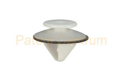 21-217  RENAULT MEGANE II.CC díszlécrögzítő patent Furat: 8,2 mm.   Gyári cikkszám: 7701057073