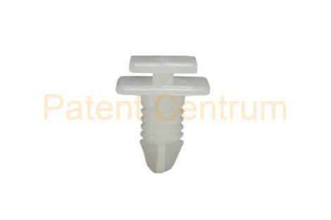 21-222   PEUGEOT 306, 309, 806 díszléc rögzítő patent.  Gyári cikkszám: 856520