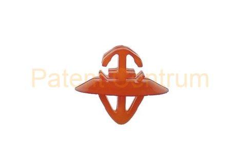 21-235   RENAULT, KANGOO, MASTER, TRAFIC díszléc rögzítő patent.  Gyári cikkszám: 7703077421
