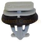 21-317  IVECO díszléc patent.  Gyári cikkszám 5801720444