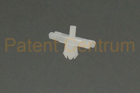 21-414  VOLVO díszléc patent.  Gyári cikkszám: 591740