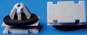 21-418  CHEVROLET, CADILLAC, GMC, Opel Ampera  küszöb díszléc patent. Gyári cikkszám: 11571175