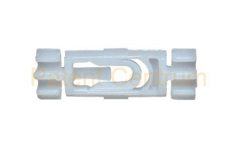 22-001  VOLKSWAGEN GOLF III. VENTO  tetődíszléc patent.   Gyári cikkszám: 1H0853733B