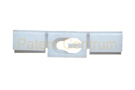 22-007   MITSUBISHI Pajero tetődíszléc patent.   Gyári cikkszám: MR313984