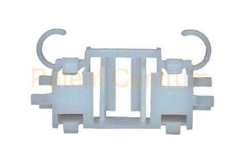 22-009  RENAULT CLIO I. tető díszléc rögzítő patent.  Gyári cikkszám: 7703077438