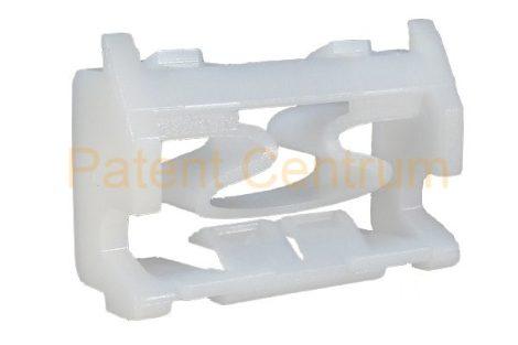 22-010   FIAT STILO tetődíszléc rögzítő patent.  Gyári cikkszám: 71740687